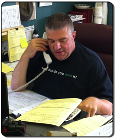 Vinnie - Cipollini Carting Customer Service Manager